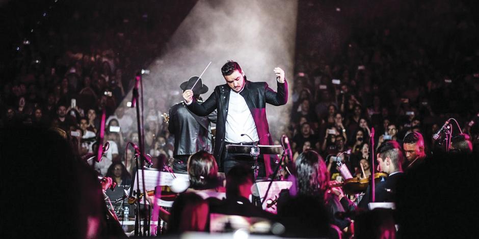 Celebran legado de Soda Stereo con show de orquesta rock