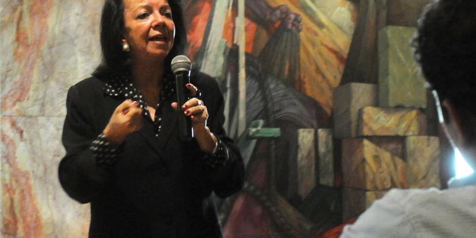 Fallece Patricia Mendoza, fundadora del Centro de la Imagen