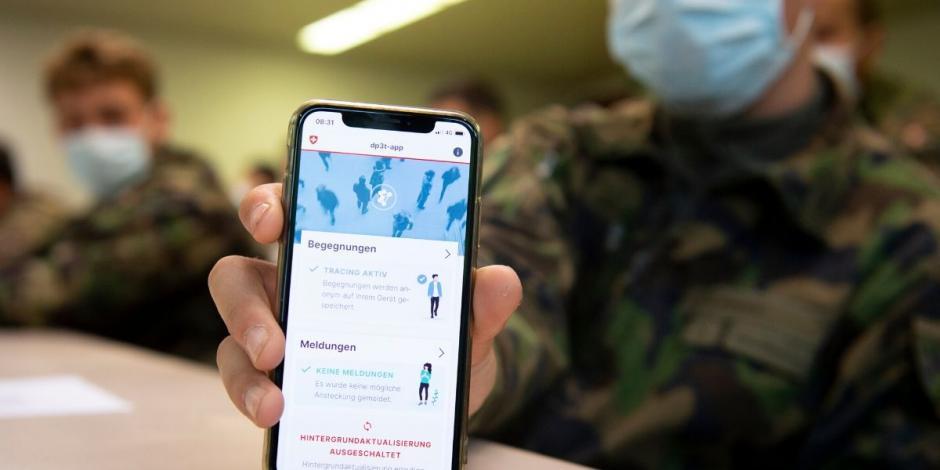 Anuncia Reino Unido app para localizar casos de COVID-19