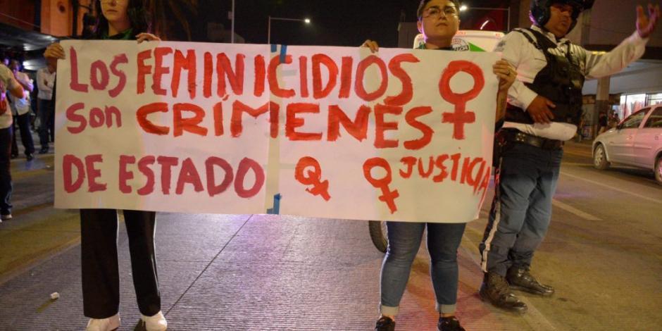Confinamiento exacerbó violencia contra las mujeres, afirma Laura Rojas