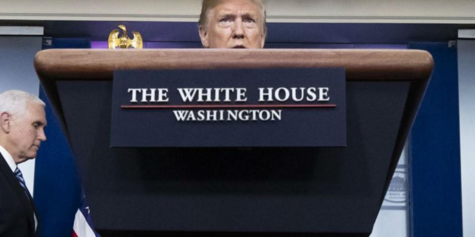 Trump acepta reanudar financiamiento a la OMS, de acuerdo a FOX News