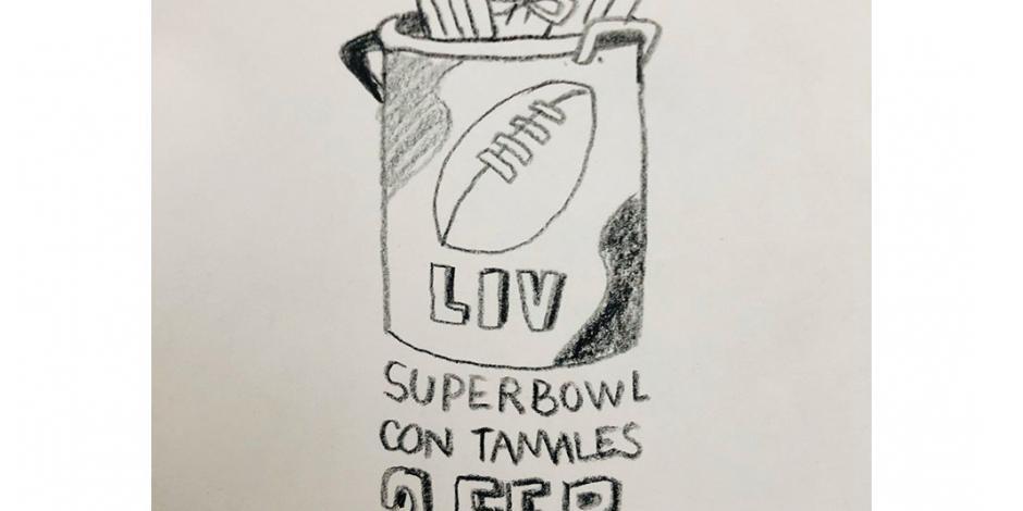 Fans del Super Bowl en México ya preparan tamaliza para el juego