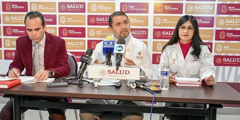 Baja California firma convenio de adhesión al INSABI