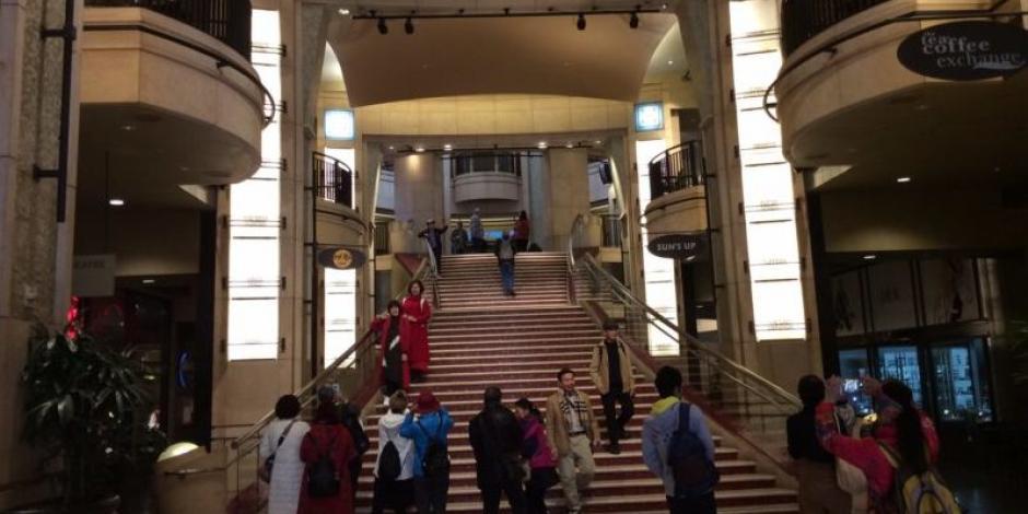 Esto cuesta un recorrido por el Dolby Theatre, sede de los Premios Oscar