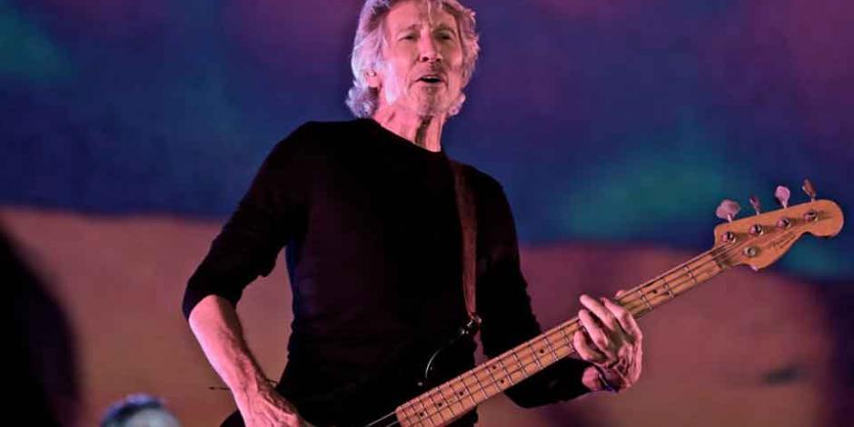 Roger Waters abre segunda fecha en el Palacio de los Deportes