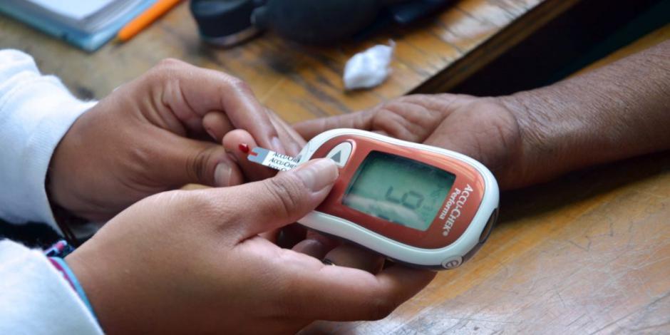 Repuntan en enero diabetes e hipertensión
