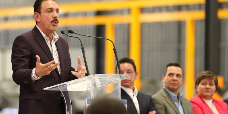 No obstante pandemia, Fayad consigue inversiones por 4 mmdp para Hidalgo