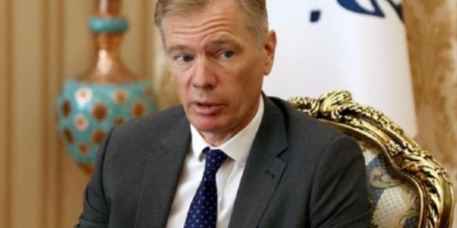 Arrestan a embajador de Reino Unido en Irán durante protestas