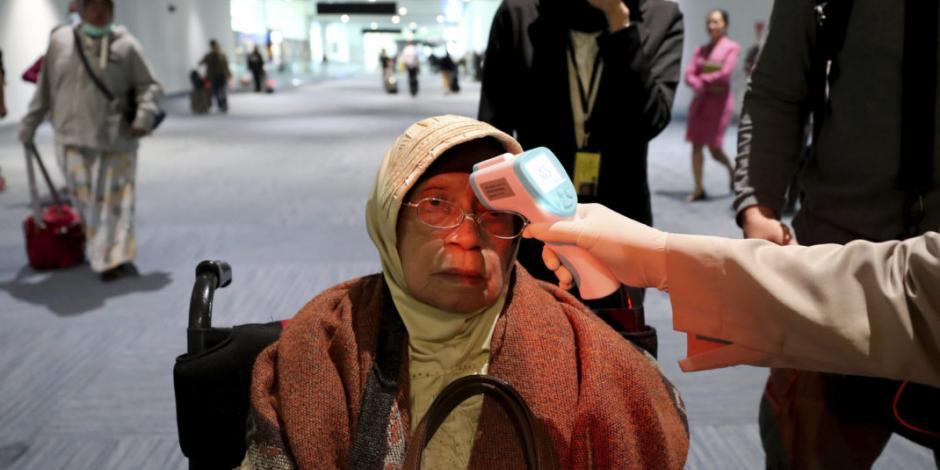 Muertes por coronavirus en China ya suman 131