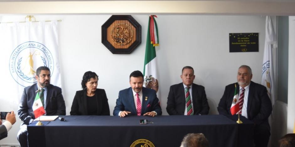 Abogados buscan crear partido político para endurecer penas contra criminales