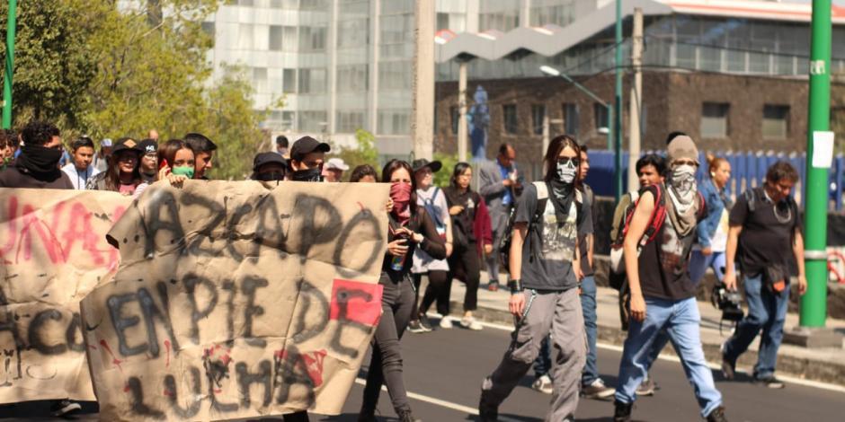 Respaldan alumnos de CCH cambiar estatutos