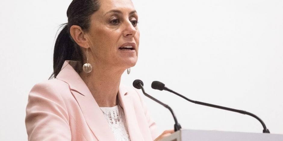 Revés de SCJN no afectará combate a corrupción en CDMX: Sheinbaum