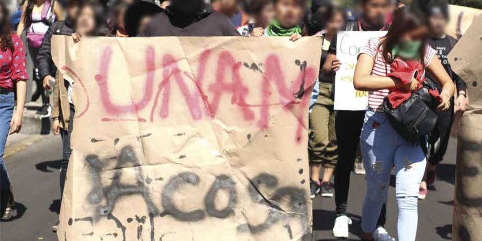 Crisis en UNAM: acusa empleada de Bicipuma a su jefe por acoso sexual