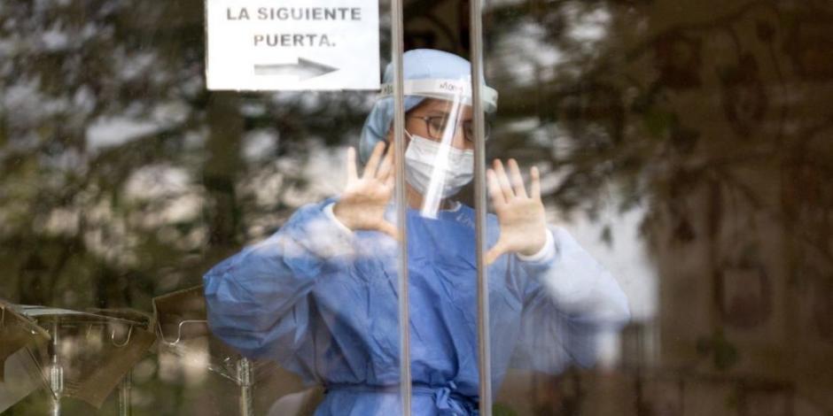 En junio, pico de contagios en Guadalajara y en agosto, en Monterrey: Salud