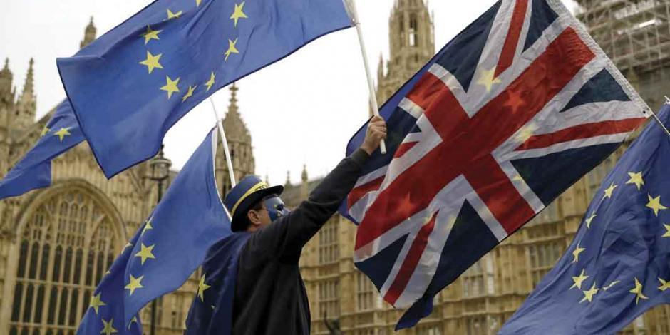 Parlamento británico aprueba definitivamente el Brexit
