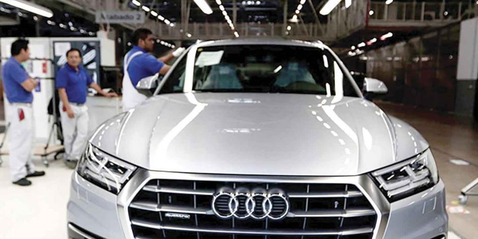 Pega emergencia a Audi y VW en Puebla