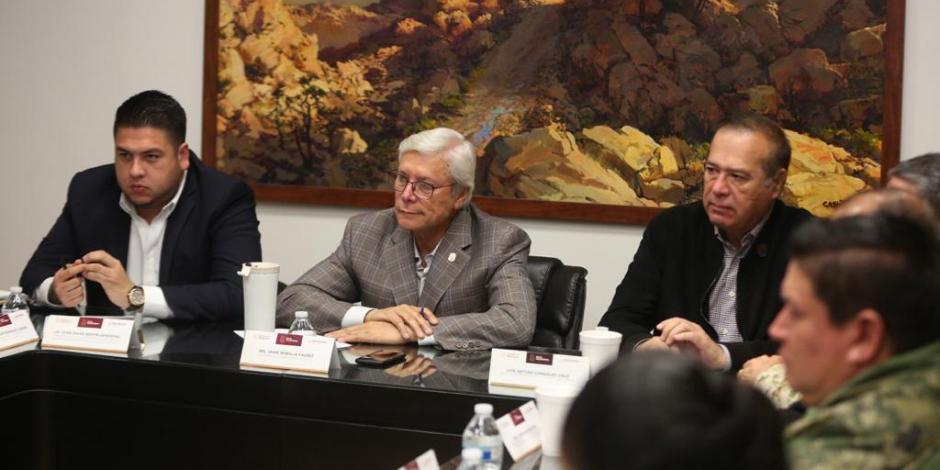 Bajan homicidios dolosos en Baja California, asegura Jaime Bonilla