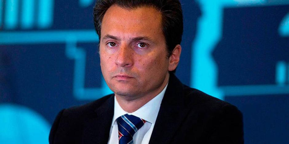 Emilio Lozoya rechaza ser extraditado a México