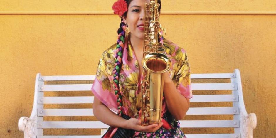 """Piden aplicar """"Ley Olimpia"""" en caso de saxofonista"""