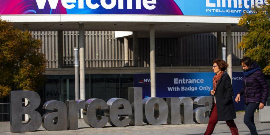 Cancelan MWC 2020 en Barcelona por brote de coronavirus