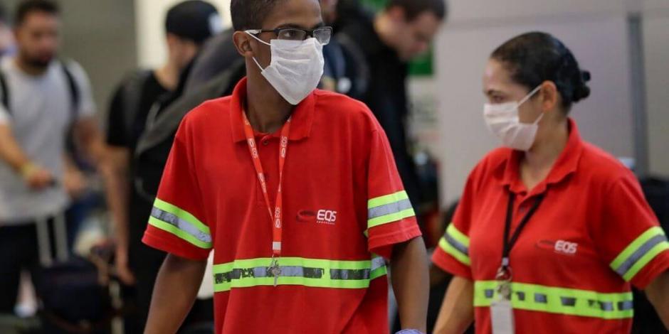 Brasileño que viajó a Italia, primer caso de coronavirus en AL