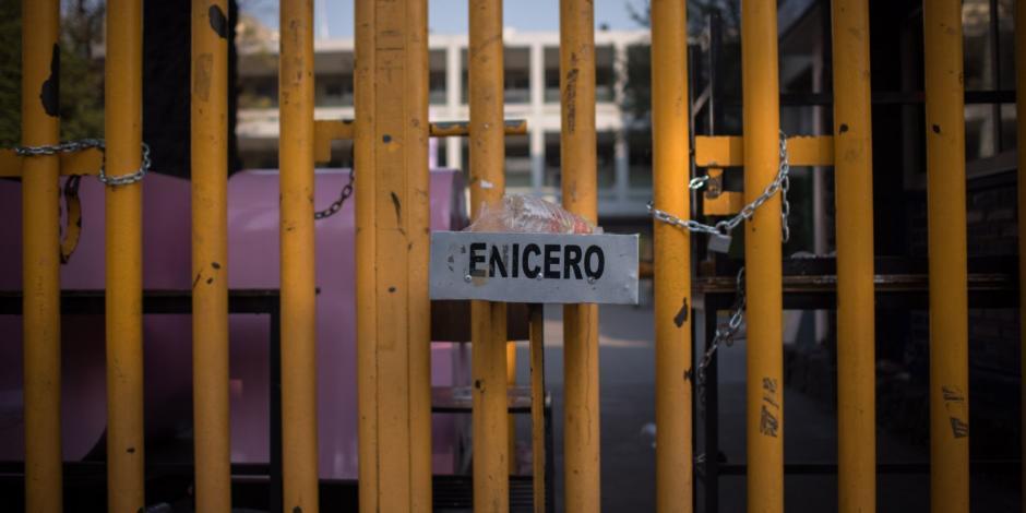 Tras casi tres meses de paro, UNAM recupera la Prepa 8