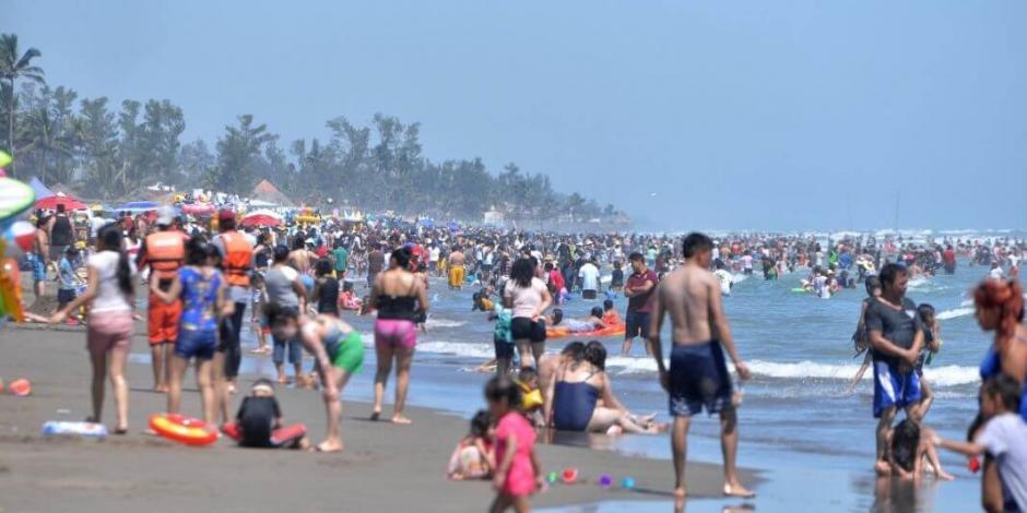 Crece 8.9% llegada de turistas internacionales a México