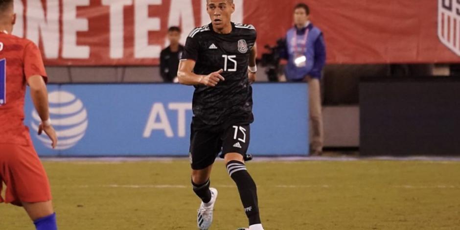 A Héctor Moreno le gustaría continuar en Qatar cuando sea el Mundial