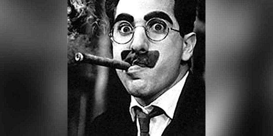 ¿Nos queda alguno, Groucho?