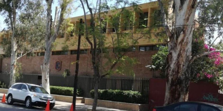 Este es el Colegio Cervantes de Torreón, donde ocurrió el tiroteo