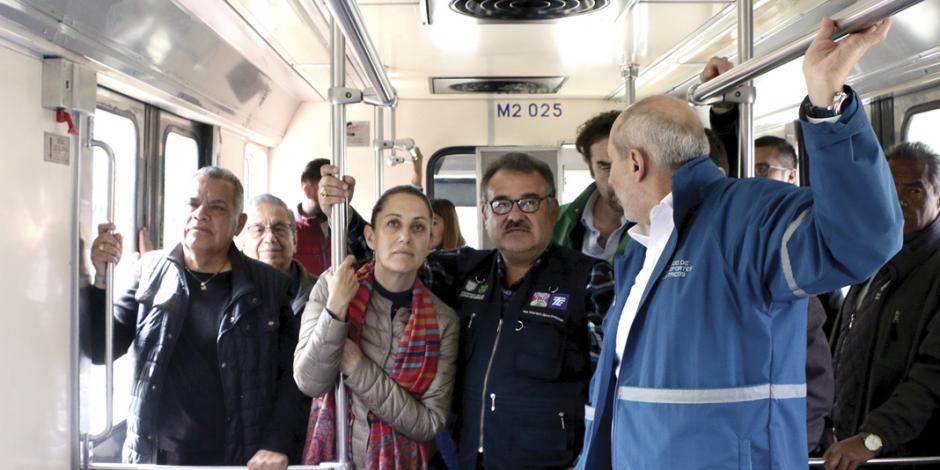 Reabren tramo del Tren Ligero en Tasqueña