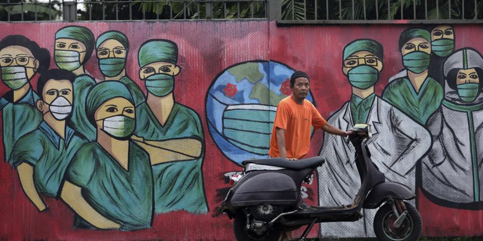 Ya son más de 2,000,000 de contagios en el mundo