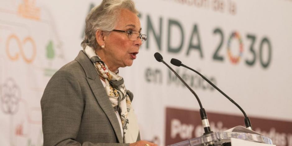 Celebra Sánchez Cordero fallo de SCJN sobre ampliación de mandato en BC