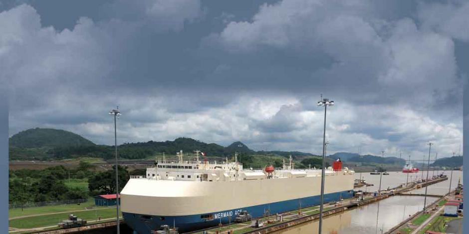 Escasez de agua pone en jaque al Canal de Panamá