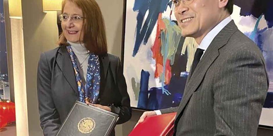 México y Hong Kong van por protección de las inversiones