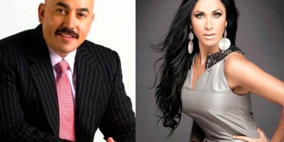Lupillo Rivera olvida a Belinda con Mónica Noguera y le regala 1400 rosas
