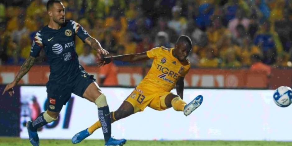 América se estrena en el Clausura 2020 en contra de Tigres