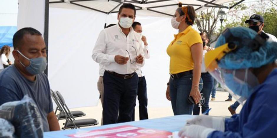 Amplían atención médica en Michoacán con unidades móviles