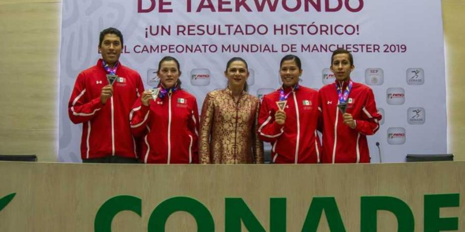 Conade, lista ante cualquier caso de coronavirus en atletas mexicanos