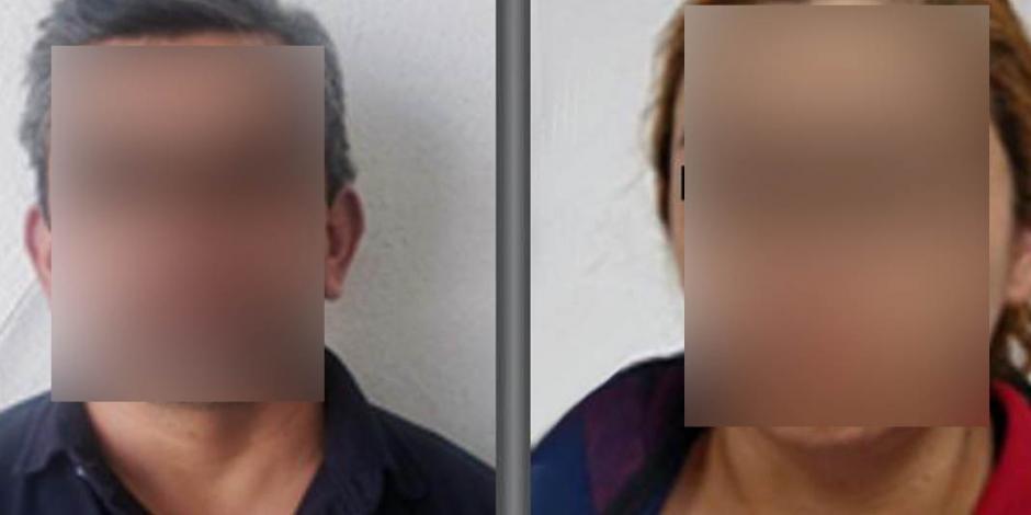 Vinculan a proceso a dos presuntos feminicidas en Ecatepec