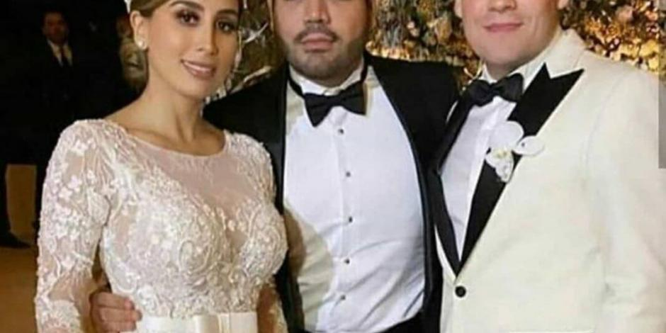 Hija del Chapo Guzmán se casa en Culiacán y cierra catedral