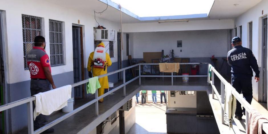 Advierten ONG subregistro de contagios en cárceles
