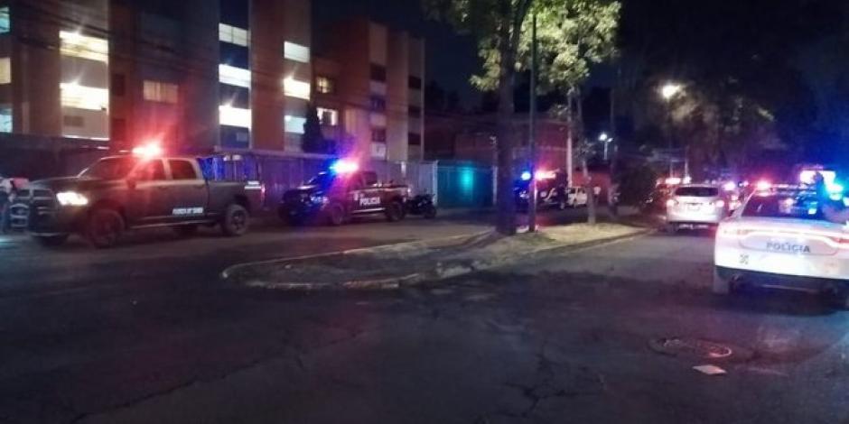 Intento de saqueo en Pabellón Cuemanco moviliza a policías en Coapa