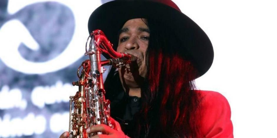 Sax de Maldita Vecindad está estable y componiendo música, informa su esposa