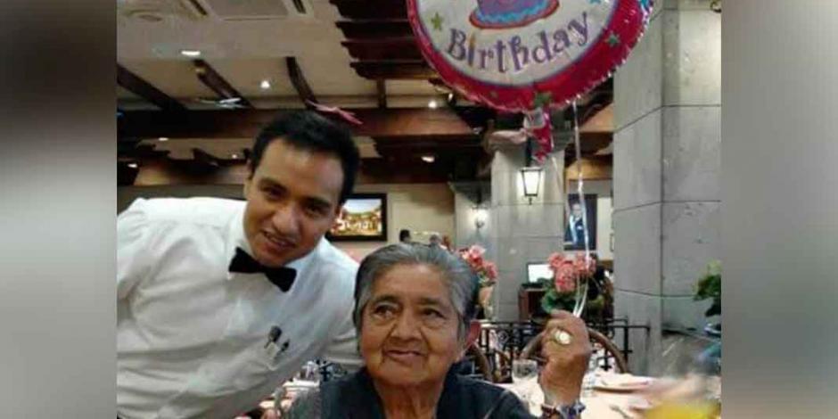 Cambian la fiesta por recuerdos con mamá