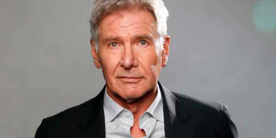 """Harrison Ford viene a México para promocionar """"El llamado salvaje"""""""