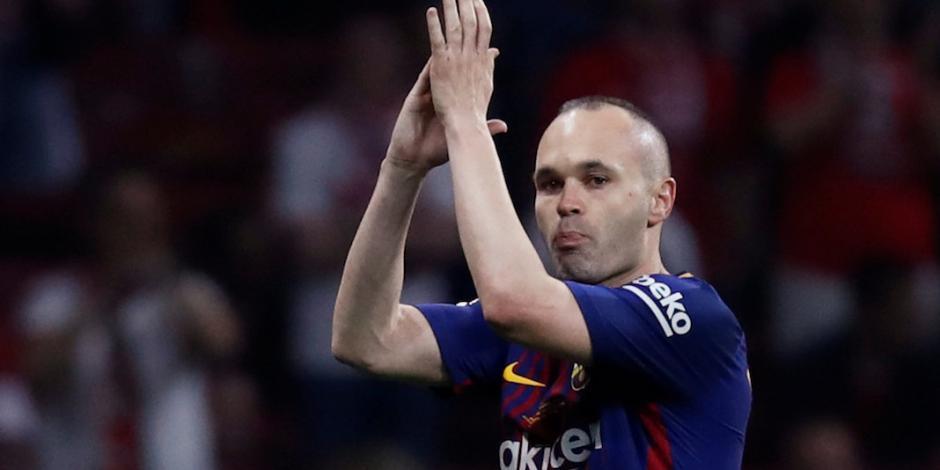 Andrés Iniesta confiesa que quiere que La Masía, cantera del Barça, lleve su nombre