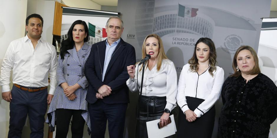 Federación 'desapareció' base de datos del Seguro Popular, acusa PAN