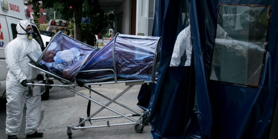 Se prepara ZMVM con más de 10 mil camas para etapa crítica de epidemia