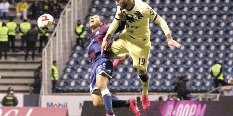 El América regala al Piojo su triunfo 250 en liga a costa del Puebla